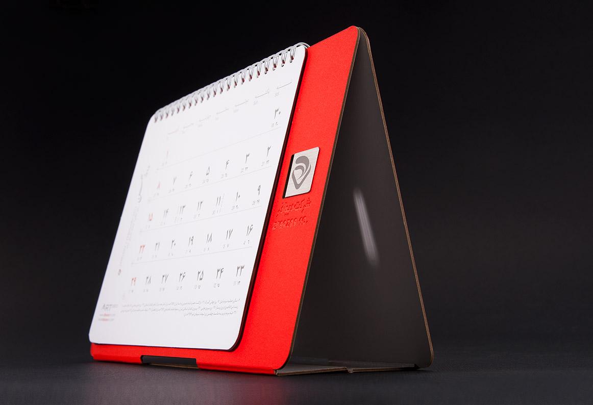 تقویم، تقویم رومیزی، Calendar، Desk Calendar
